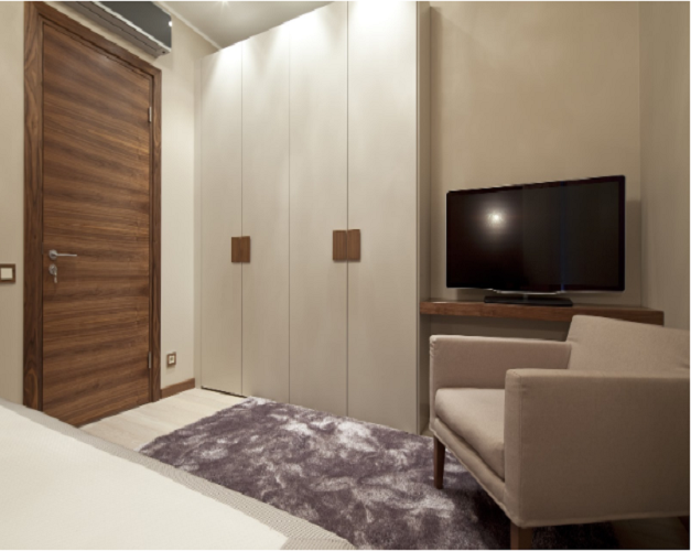 Wooden Doors for Office, Hospital | Mikasa Doors