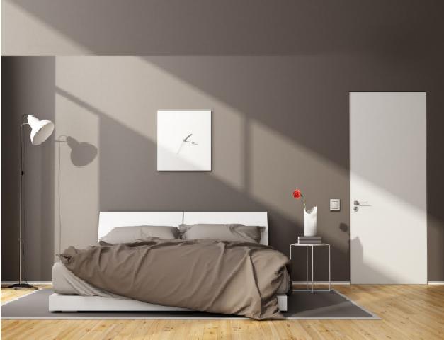 Bedroom door design from Mikasa Doors