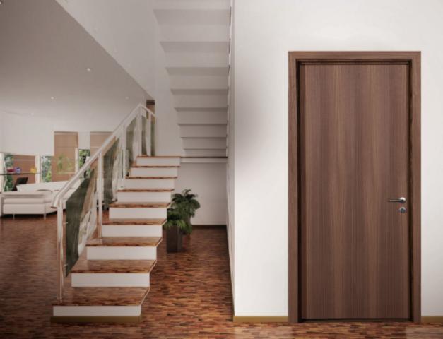 Wooden bedroom doors design